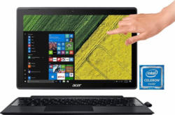 "Acer Switch 3 - SW312-31-C8E0, 12,2"" Notebook, Intel® Celeron? (12,2 Zoll), 64 GB Speicher"