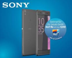 SONY Smartphone Sony Xperia™ XA schwarz