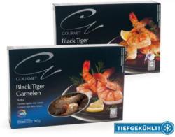 GOURMET Black Tiger Garnelen