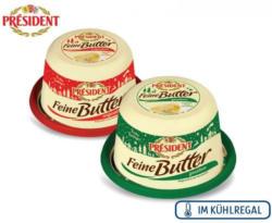 PRÉSIDENT Französische Butter