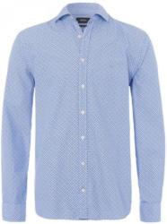 BRAX Style Harold »Hi-Flex: Herrenhemd mit Minimalprint«