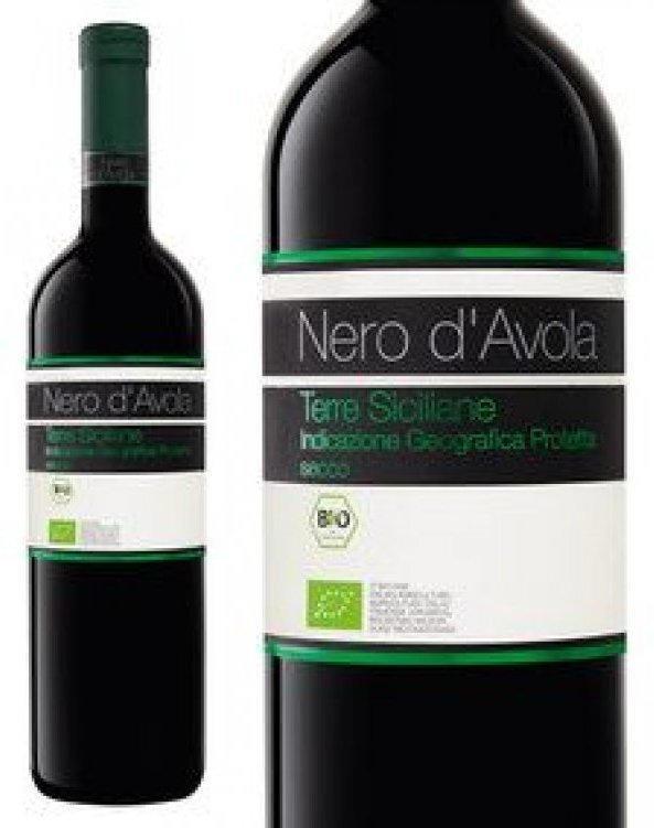 Bio-Nero d'Avola Terre Siciliane IGP