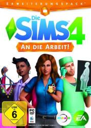 Electronic Arts PC - Spiel »Die Sims 4 - An die Arbeit!«