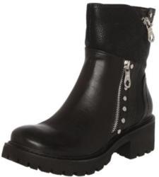 Boots im Leder-Look