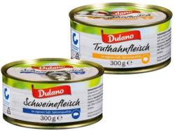 DULANO Truthahn- oder Schweinefleisch
