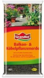 Balkon- und Kübelpflanzenerde