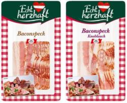 ECHT HERZHAFT Baconspeck