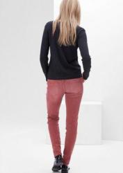 s.Oliver RED LABEL Shape Superskinny: Garment Dye-Jeans