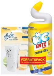 WC ENTE/GLADE BY BRISE Frisch- & Sauber Pack