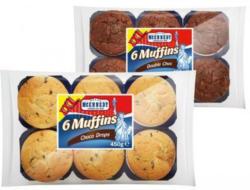MCENNEDY Muffins 4+2 gratis