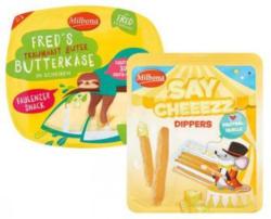 MILBONA Kinder-Käsesnacks