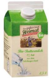 EIN GUTES STÜCK HEIMAT Bio Buttermilch natur