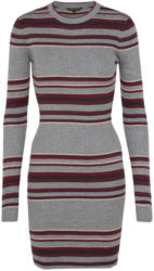 Pulloverkleid im Stripes-Look