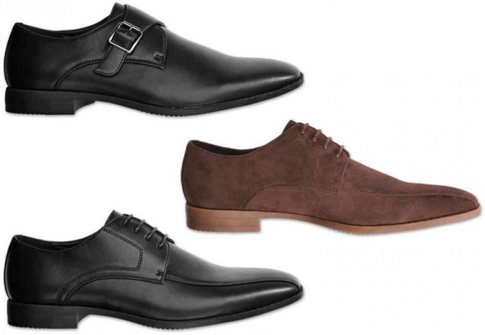 LIVERGY® Herren Business Schuhe