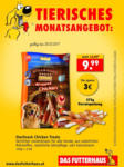 DAS FUTTERHAUS StarSnack Chicken Treats - bis 28.02.2017
