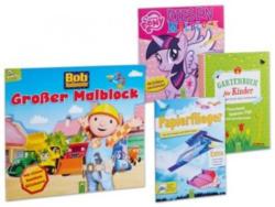 Kinder Reisebeschäftigungsbuch