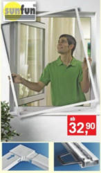 Insektenschutz-Fenster COMFORT