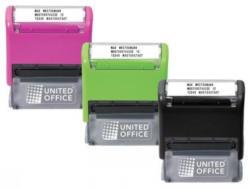 UNITED OFFICE® Textstempel