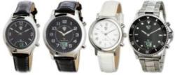 AURIOL® Damen/Herren Funk-Armbanduhr