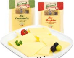"""""""EIN GUTES STÜCK HEIMAT"""" Salzburger Bio Käse in Scheiben"""