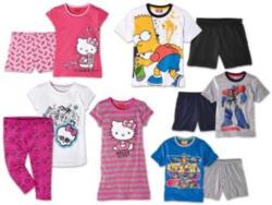 Kinder Shorty oder Nachthemd