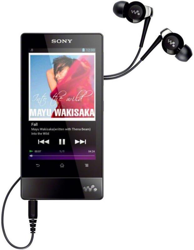 SONY NWZ-F806B 32GB