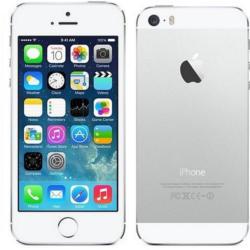 Apple iPhone 5S 32GB ME436DN/A  Nano SIM, weiss/silber