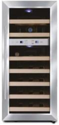 CASO Wine Duett21 (630) Weinkühlschrank für 21 Flaschen