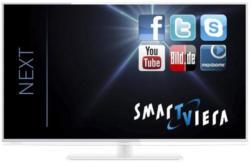 Panasonic TX-L42EW6W 100Hz FHD LED LCD HD Triple Tuner (DVB-C/T2/S2) weiß