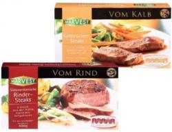 MARVEST Steaks