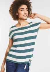 Street One Streifen-Shirt mit Knoten