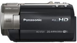PANASONIC HC-V727EG-K schwarz