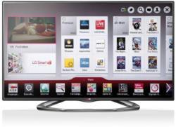 LG 32LA6208 200Hz Full HD LED LCD 3D Triple Tuner (DVB-C/T/S2), 3D-passiv