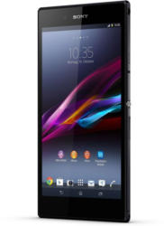 "Xperia Z Ultra schwarz(C6833) micro SIM, 6,4"" Full HD Display"