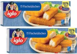 IGLO Fischstäbchen 15er
