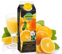 FAIRGLOBE Transfair Orangensaft
