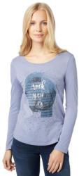 TOM TAILOR T-Shirt »Langarm-Shirt mit Artwork«