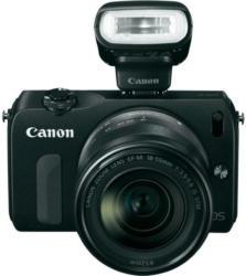 CANON EOS M 18-55IS STM Black