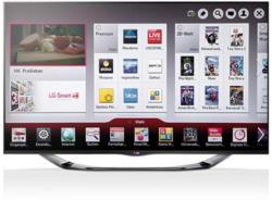 LG 47LA6908 400Hz Full HD LED LCD 3DTriple Tuner (DVB-C/T/S2), 3D-passiv