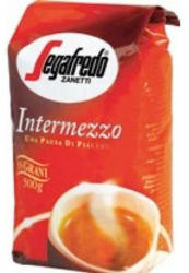 Segafredo Intermezzo Bohne oder gemahlen