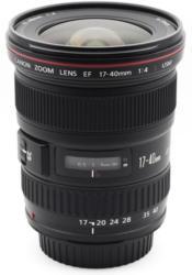 CANON EF 17-40mm 4.0 L USM