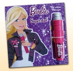 Soundbuch Barbie mit Mikrofon