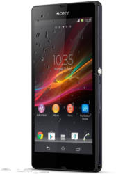 "Xperia Z schwarzmicro SIM Karte, 5"" Full HD Display"