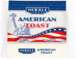 Woerle American Toastoder XXL Burger-Scheiben