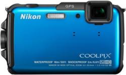 NIKON Coolpix AW110 Pacific Blau(VNA312E1)