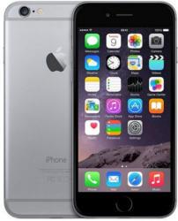 Apple iPhone 6 16GB Grau MG472 MG472ZD/A grau/schwarz