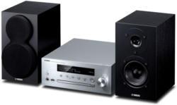 Yamaha MCR-N470D si/schw Hifi Kompaktanlage inkl. Musiccast