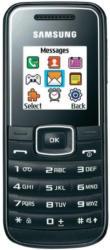 Samsung E1050 schwarzGT-E1050ZKAATO