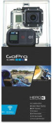 GoPro HD HERO3 Black-Edition Motorsport