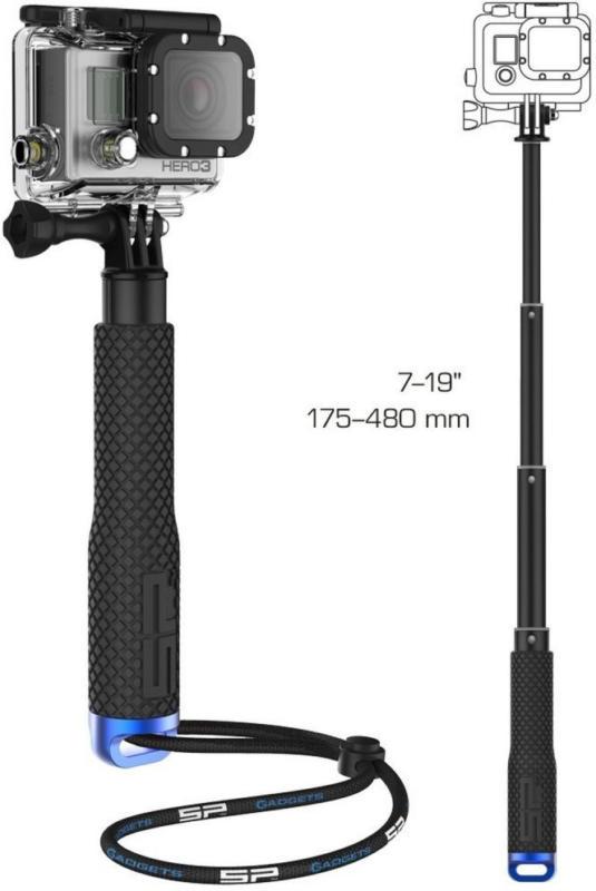 """GoPro SP POV 19"""" small Teleskop Stativ 19"""" 53010"""